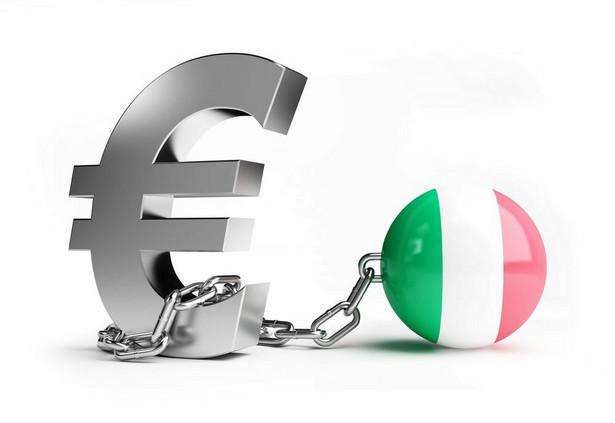 Euro i Włochy Fot. Shutterstock