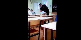 Nauczyciel znęcał się nad uczniem podczas lekcji. Dzieci to nagrały!