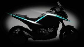 Honda wprowadzi zmiany w modelu NC750X
