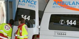 Wypadek polskiego autokaru w Austrii. Są ranni