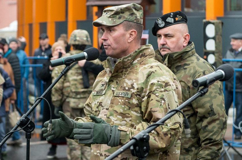 55-letni gen. dyw. Jarosław Mika