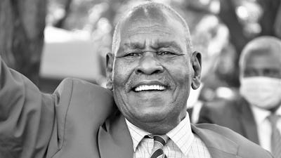 Uhuru Mourns Njuri Ncheke elder Mzee Phares Rutere