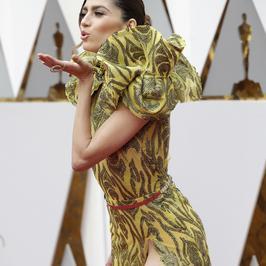 Oscary: Blanca Blanco zwojowała czerwony dywan