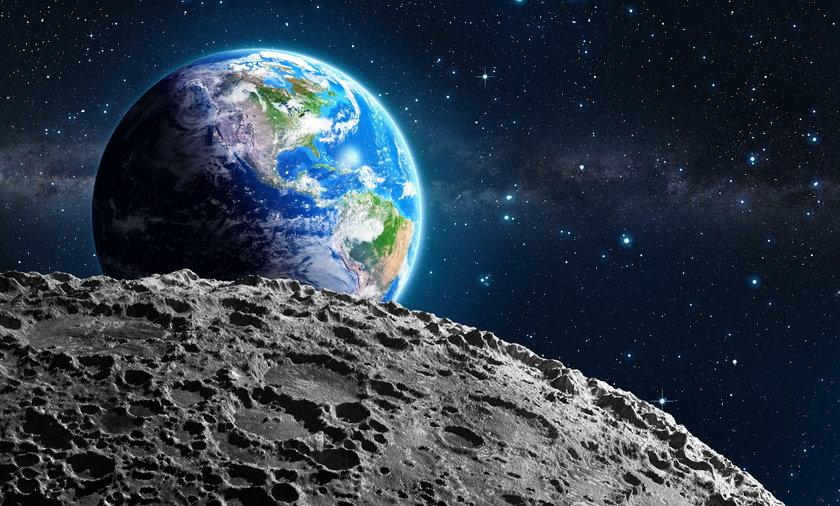 Zbudują sieć komórkową na księżycu! Wiemy po co