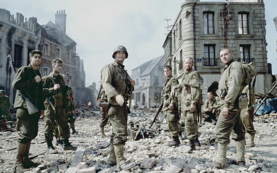 """Szeregowiec Ryan"", reż. Steven Spielberg, 1998 r."