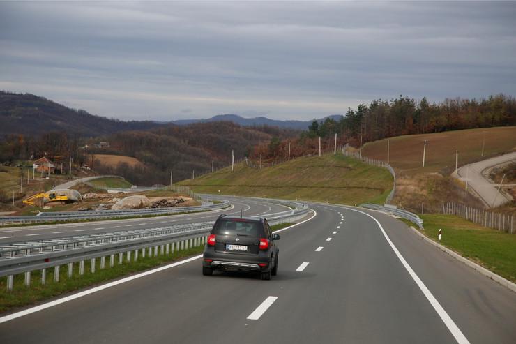 Održavanje zelene površine kraj puta