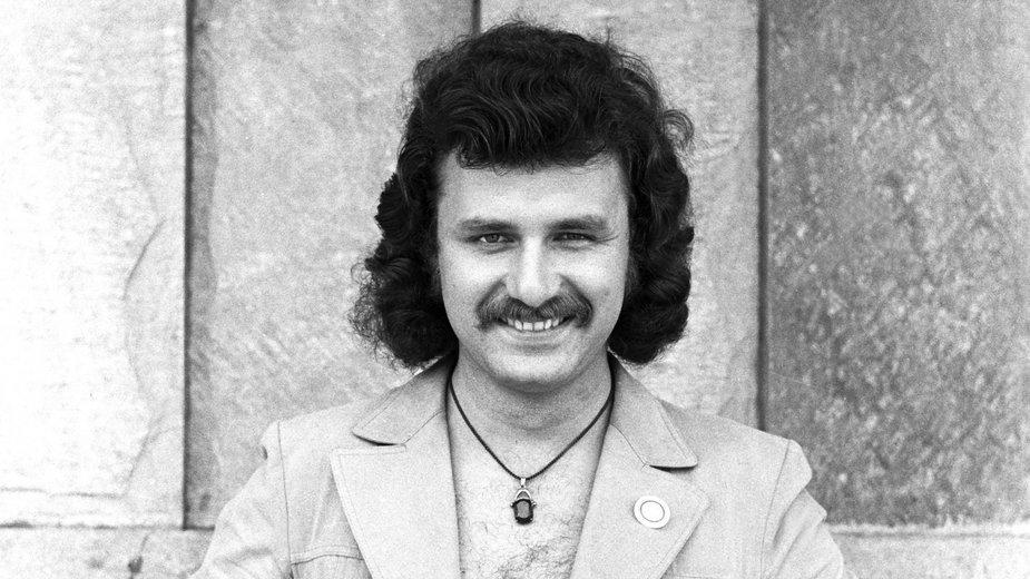 Krzysztof Krawczyk w 1978 r.