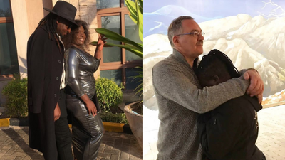 Nyota Ndogo's hubby makes U-turn on 'breakup' after spotting her with another man