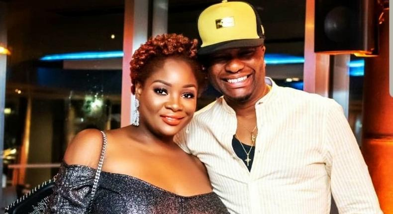 Toolz got a Mothers Day shout out from her husband Tunde Demuren amidst breakup rumours [Instagram/ToolzO]