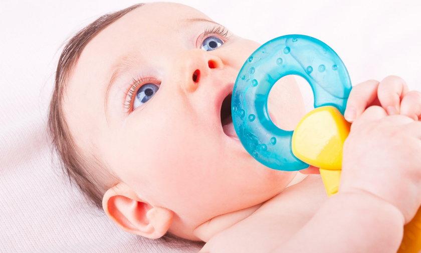 Ząbkowanie to trudny etap w życiu małego człowieka
