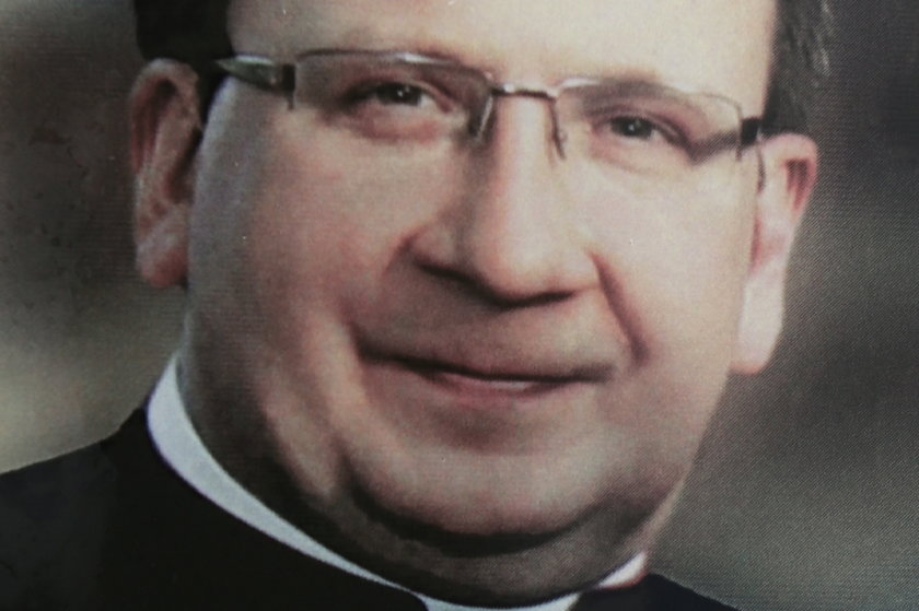 Ksiądz Waldemar Irek (†55 l.) spłodził syna
