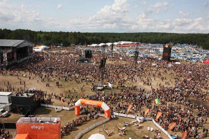 Pol'And'Rock Festival w Kostrzynie nad Odrą