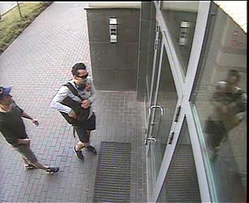 Tych złodziei poszukuje policja