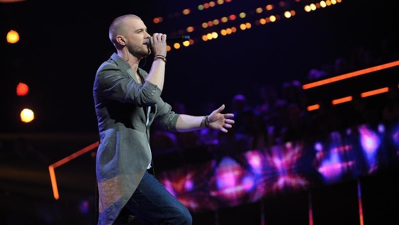 """Mateusz Grędziński, zwycięzca 7. edycji """"The Voice of Poland"""""""