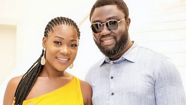 Mercy Johnson has the cutest words to say to her husband on his birthday [Instagram/MercyJohnsonOkojie]
