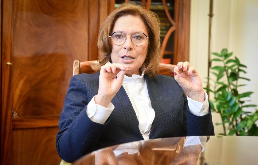 Jachira ma żal do Kidawy-Błońskiej