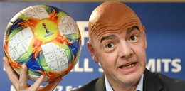Koronawirus okazją do reformy futbolu? Tak twierdzi szef FIFA