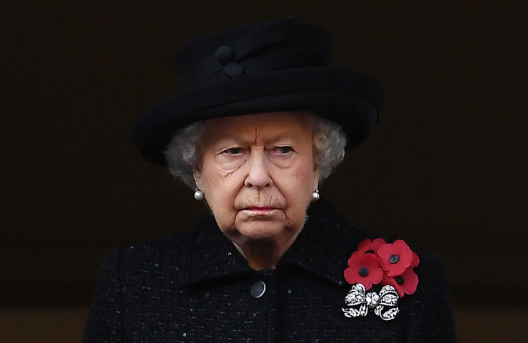 Kraljica Elizabeta II