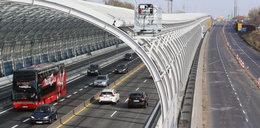 Drogowcy otworzyli część mostu Grota-Roweckiego