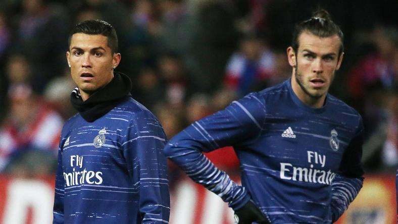 Konflikt Garetha Bale'a z Cristiano Ronaldo?