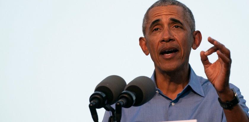 Obama włączył się w kampanię Bidena: To najważniejsze wybory naszego życia