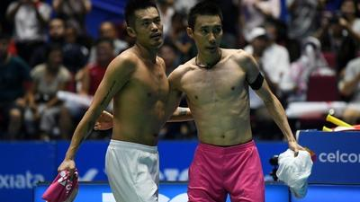 Lin Dan, Lee Chong Wei hope to defy youngsters at champs