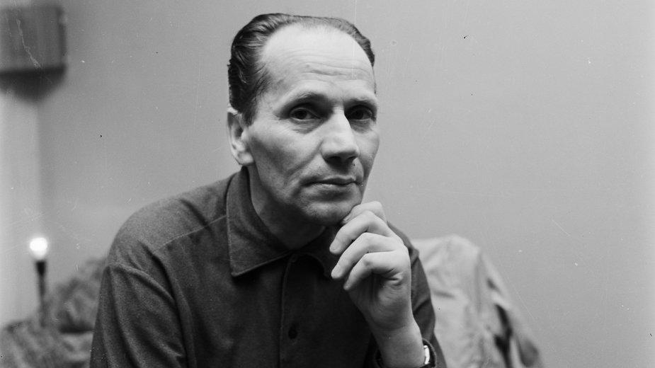 Miron Białoszewski w 1971 r.