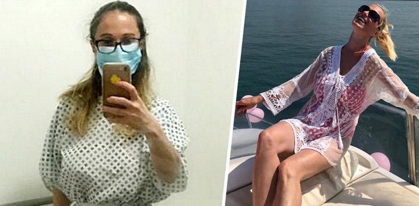 Zabijał ją rak, a lekarz kazał jej jeść jogurt. Żyje, bo poszła prywatnie na wizytę
