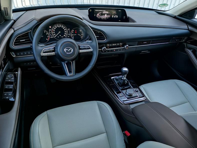 Mazda CX-30 2.0/186 KM e-Skyactiv X ENSO