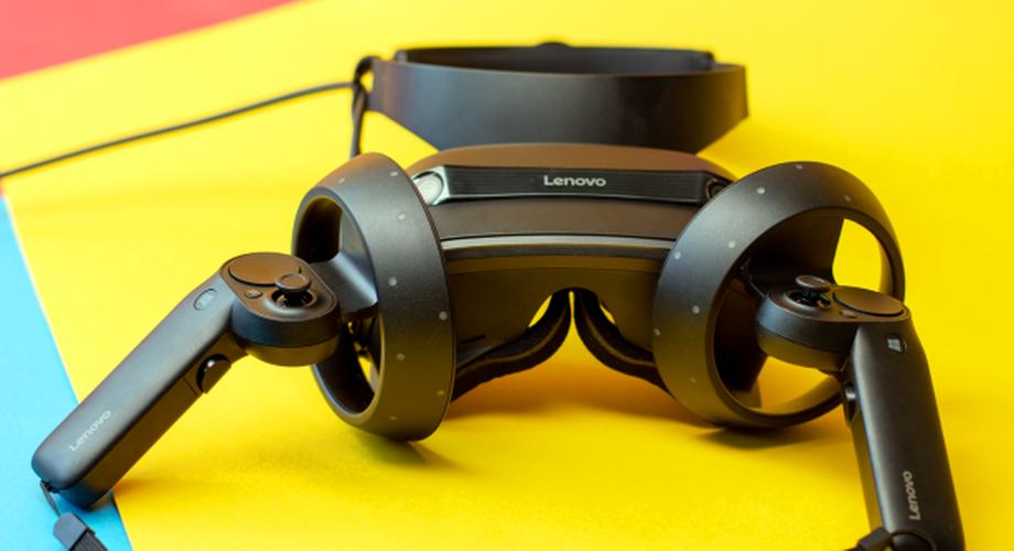 Test Lenovo Explorer: Virtual Reality mit Microsoft