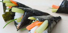 Uwaga na sushi z Japonii! Może być skażone