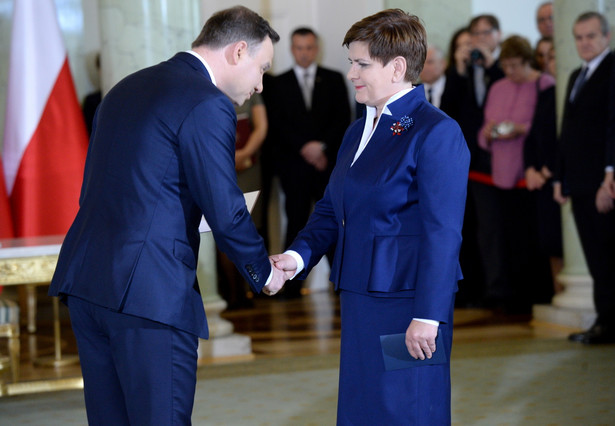 zaprzysiężenia Rady Ministrów, PAP/Jacek Turczyk