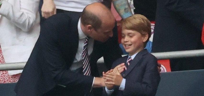 Szalona radość, a potem ogromny smutek Jerzyka. Zdjęcia księcia George'a robią furorę