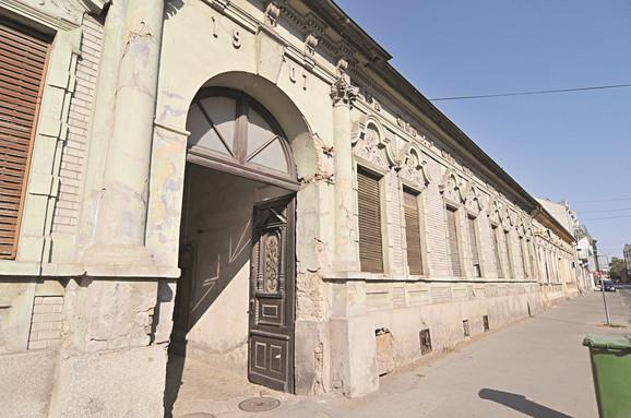 Kuća Mileve Marić Ajnštajn u Novom Sadu