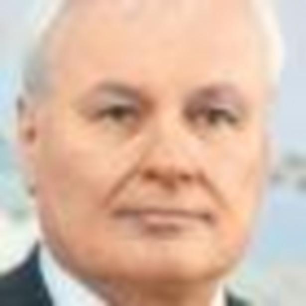 Andrzej Kraszewski, minister środowiska