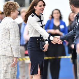 Bardzo szczupła księżna Kate