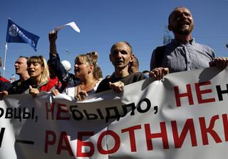 Marsz Nowej Białorusi. Milicja i OMON szykują się do demonstracji