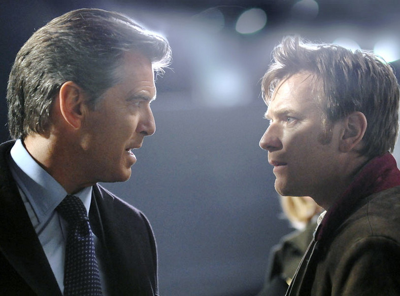 "Pierce Brosnan i Ewan McGregor w filmie ""Autor widmo"" (""The Ghost Writer""), premiera 19 lutego"