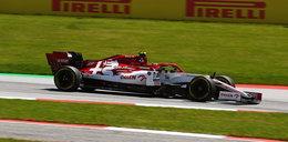 GP Węgier. Hamilton najszybszy na treningu. Kubica z najsłabszym czasem