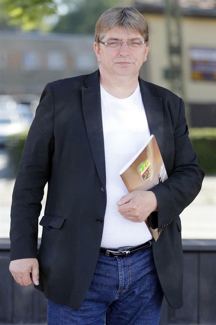 Andrzej Chwiluk, ZZG