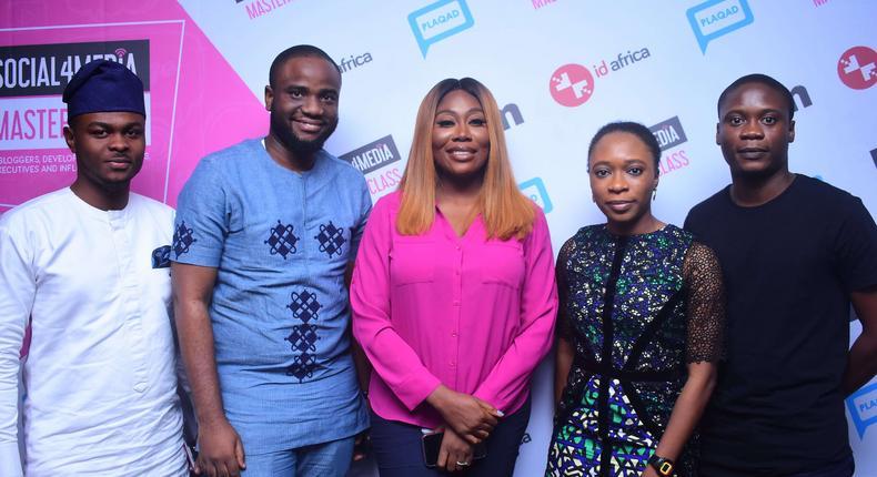 Social4Media masterclass delivers digital skills to media professionals in Lagos