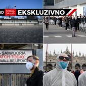 """""""Ništa ne radi, ljudi ne izlaze iz kuća"""" Doktor iz Srbije za SD o haosu u Italiji nakon pojave koronavirusa"""