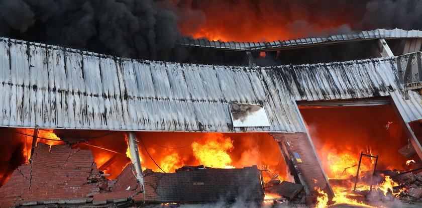 Makabryczny pożar w Belgii. Dwoje Polaków ciężko rannych