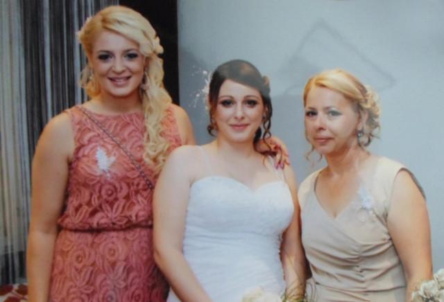 Pobednički tim:Tatjana sa majkom i sestrom Ljubicom
