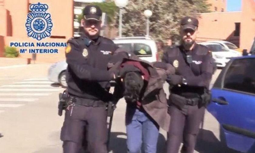Horror w Hiszpanii. 26-latek podejrzany o kanibalizm