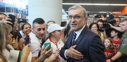 Reprezentanci wylądowali w Warszawie. Jak ich przyjęto?