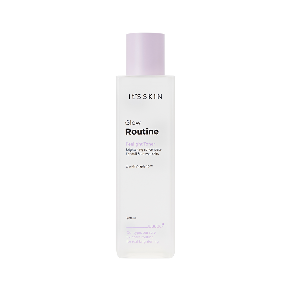 ITS SKIN Glow Routine Peelight Toner 99,00 zl