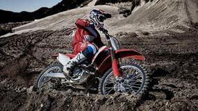 Honda przedstawia zupełnie nowe motocykle CRF450R i CRF450RX