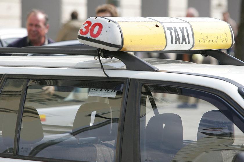 Napad na taksówkarza w Gdańsku