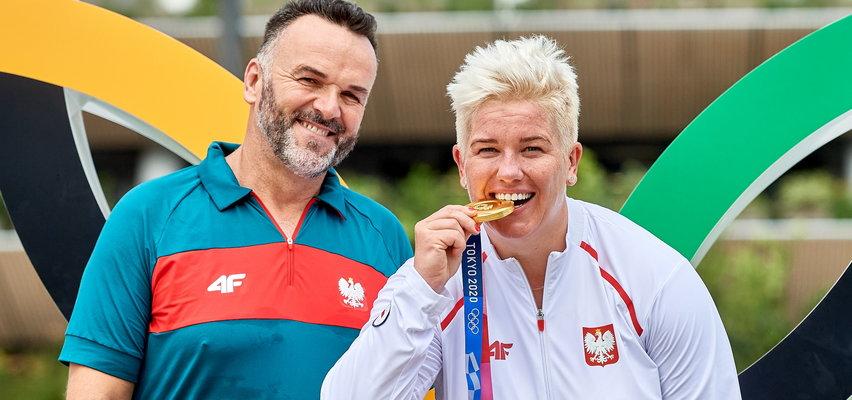 Anita Włodarczyk zdecydowała: Nie zmieniam trenera